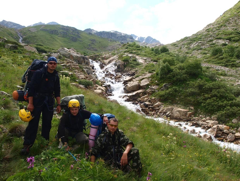 Поход к Эльбрусу
