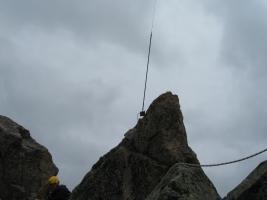 Аппаратура на вершине