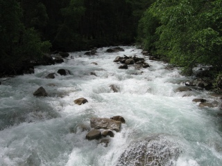 Река Узункол