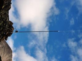 Радиоаппаратура на вершине2